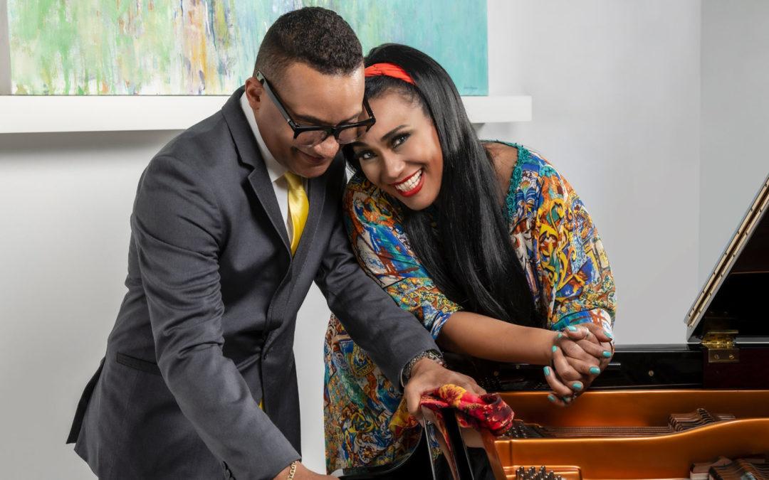 Gonzalo Rubalcaba & Aymée Nuviola – Viento y Tiempo