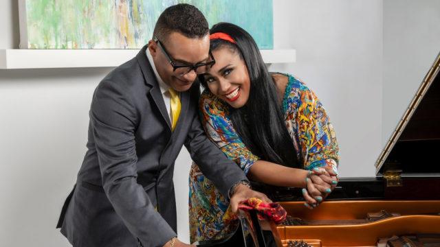 Gonzalo Rubalcaba e Aymée Nuviola Viento y Tiempo live a Lo Quarter Alghero 10 Luglio 2021